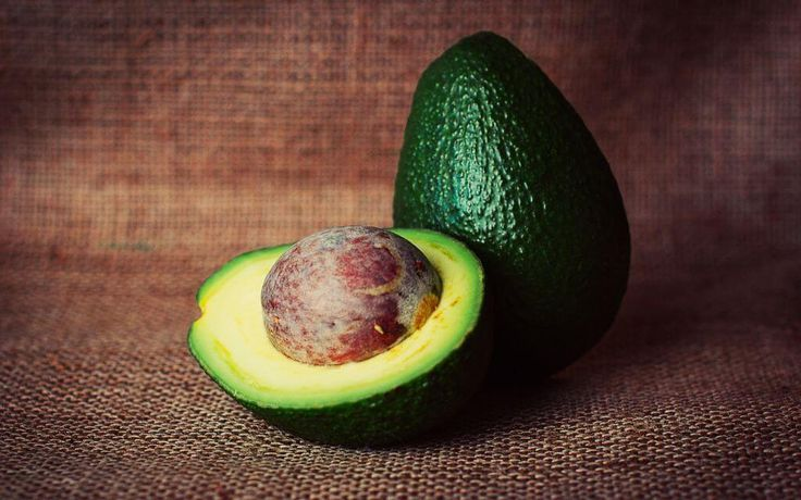 DIY: Avocado-Kern-Shampoo