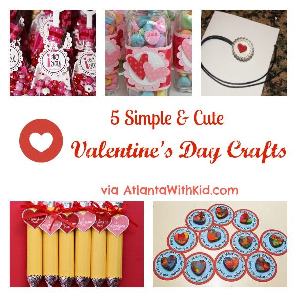 1000+ Images About Little Kids Valentine's Day Crafts On