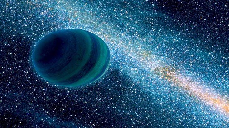 El Nuevo Planeta Descubierto Fuera De La Vía Láctea