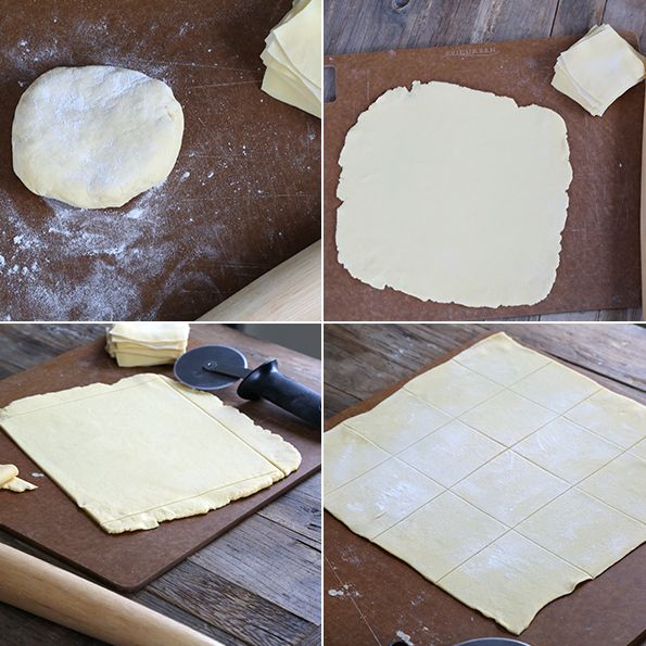 How To Make Gluten Free Won Ton Wrappers Step by Step