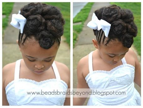 Cute Braided Hairstyles For Little Black S