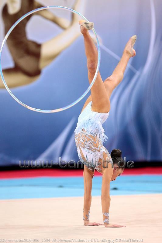 Neviana Vladinova (Bulgaria), World Cup (Sofia) 2016