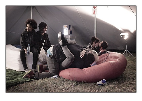 Rocking The Daisies. 2011.  #RedBullZA