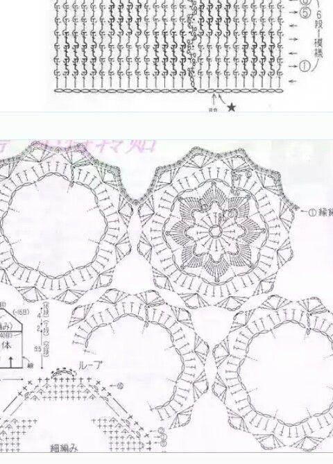 2250 best images about crochet doilies on pinterest