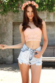high-waisted-shorts-summer-outfitcute-high-waisted-shorts ...