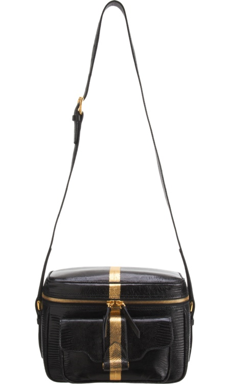 Derek Lam Lizard Newton Camera Bag #BNYSale