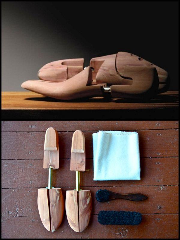 Il tendiscarpe: accessorio indispensabile per la cura della scarpa