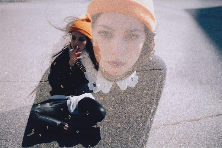 Double exposure fun. Film is not dead