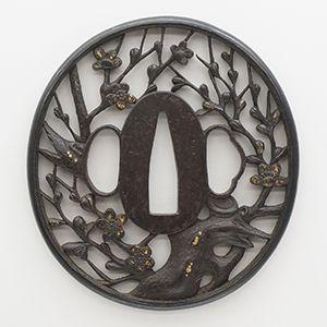 鍔の販売|日本刀販売・刀剣販売の葵美術