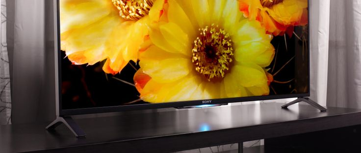 Our New Sony XBR-49X8500B 4K LED TV