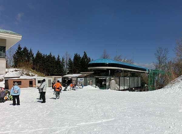 Heven's Sonohara(Japanese Ski Area)