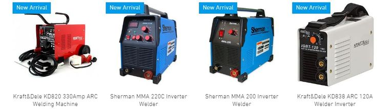 Gray Eagle Shop offers so many different inverters including Sherman welder #inverter at a very reasonable price. Need more product details, visit our website today!