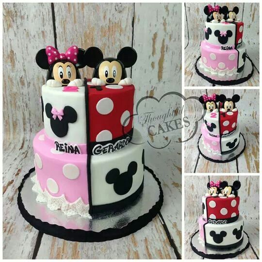 Best 25 Mickey Cakes Ideas On Pinterest Mickey Birthday