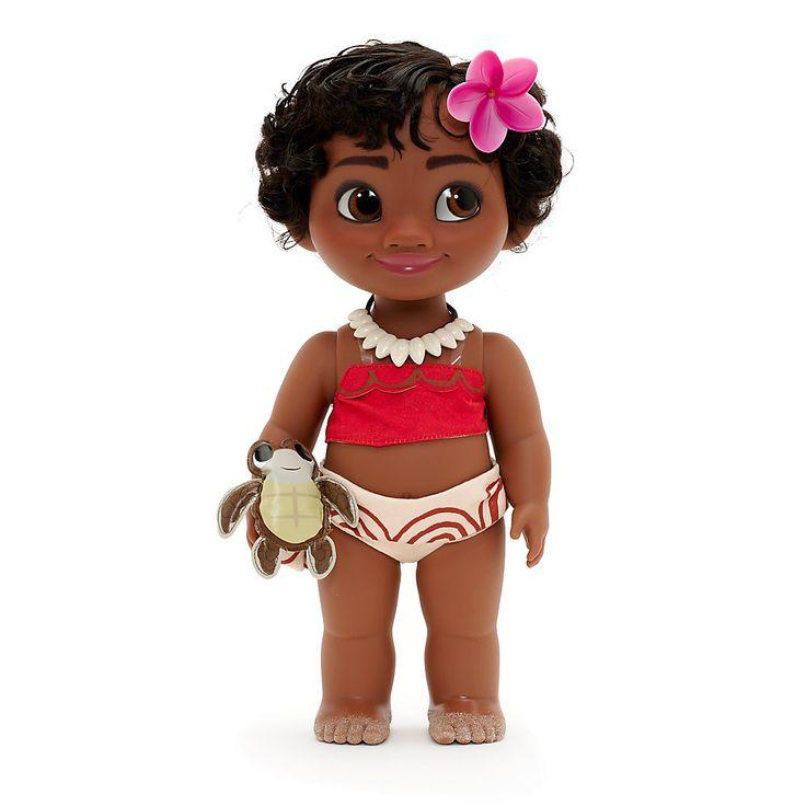 Vaiana - Kleinkind-Puppe