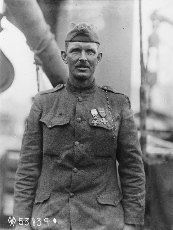 Sgt Alvin York has been nominated for induction into the US Military Hall of Fame, Check it out!! http://www.usmilitaryhalloffame.org/Nomination/2012/SgtAlvinYork.aspx