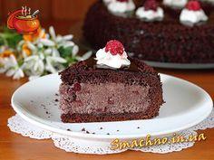 Торт «П'яна вишня»