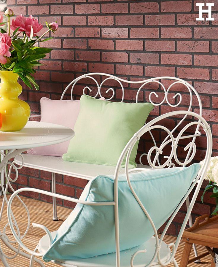 Die 25+ Besten Ideen Zu Terrassenmöbel Set Auf Pinterest ... Mobel Fur Balkon 52 Ideen Wohnstil