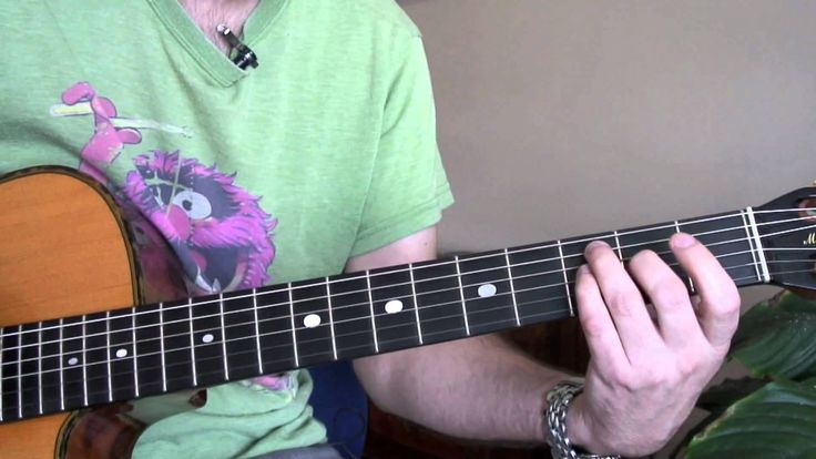 Learn how to play the solo from Bon Jovi's Bed of Roses. This Lesson is the chords behind the solo.