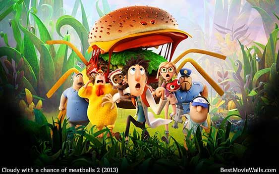 WIN A Cloudy With Chance Of Meatballs 2 Prize Pack