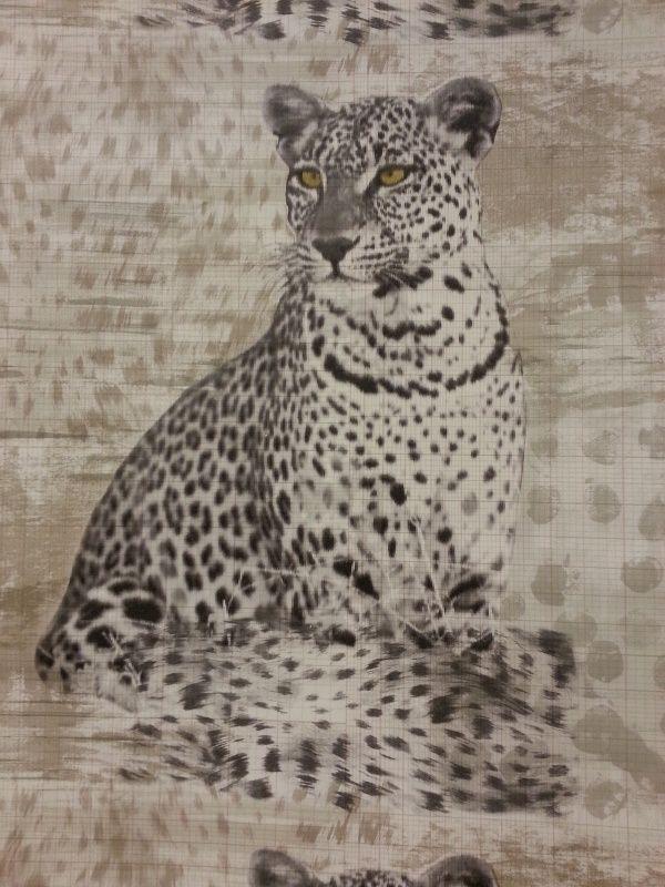 JW Herbert 3407/32 Luipaard behang
