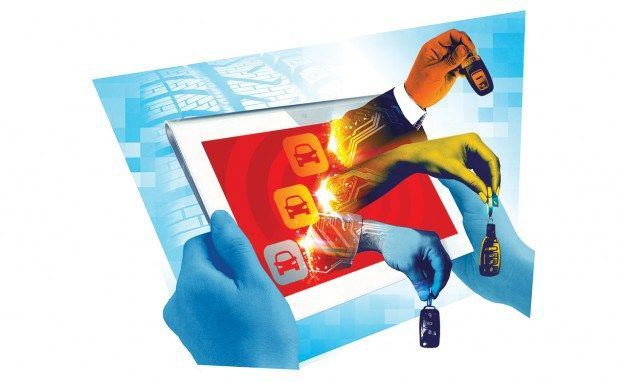 Online Car Sales Pit Carmaker and Dealer Against the Middleman – Feature – Car and Driver #adavance #auto http://auto.remmont.com/online-car-sales-pit-carmaker-and-dealer-against-the-middleman-feature-car-and-driver-adavance-auto/  #online car sales # Online Car Sales Are Pitting Carmaker and Dealer Against the Middleman November 26, 2015 at 11:02 am by James Cobb and Norman Mayersohn | Illustration by Andy Potts From the December 2015 issue It was just a crumb of news on the floor of the…