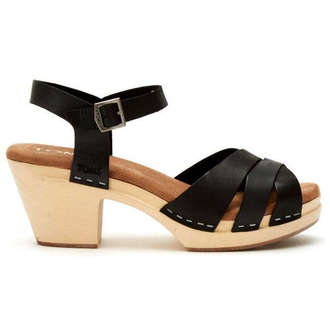 Toms Beatrix Clog Sandals