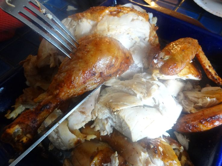 Roast Chicken Portuguese