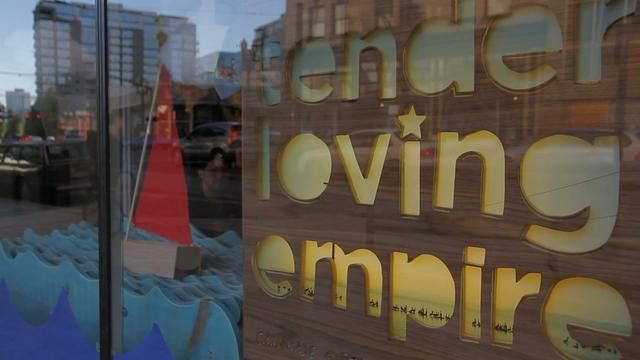 Promotional video for the new Tender Loving Empire store in Downtown Portland.