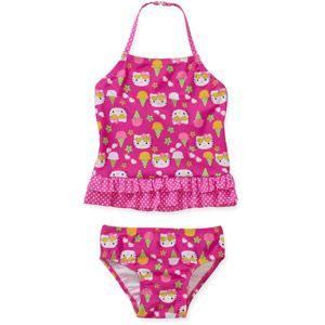 Hello Kitty Baby Girls' 2 Piece Halter Bikini Suit