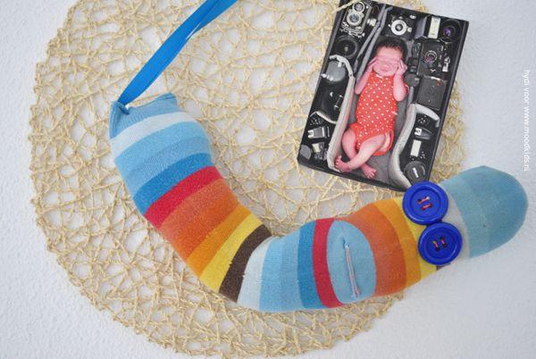 sokpop maken - zelf een sokpop maken van een oude sok #diy for moodkids #sockpop