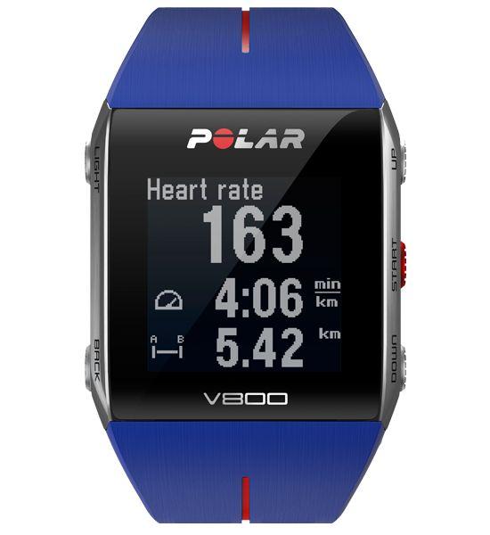 Polar V800 Sports Watch with GPS | Polar USA