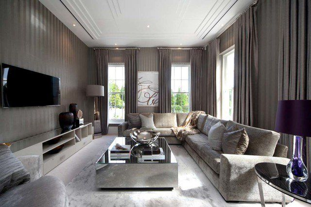 16 Spectacular Grey Living Room Designs That Will Attract Your Attention - http://www.difthehome.com/16-spectacular-grey-living-room-designs-that-will-attract-your-attention