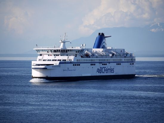 A Vancouver Island Ferry Ride-----BC Ferries from Vancouver (Horseshoe Bay) to Nanimo or Victoria