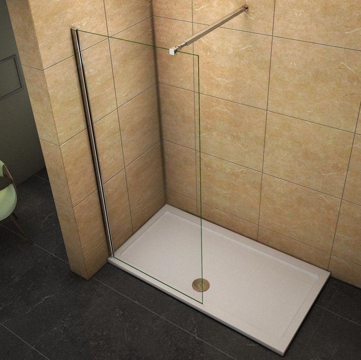 die besten 25 duschwand glas ideen auf pinterest. Black Bedroom Furniture Sets. Home Design Ideas