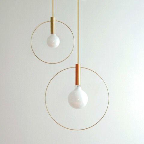 Ladies & Gentleman Aura Pendant Lights