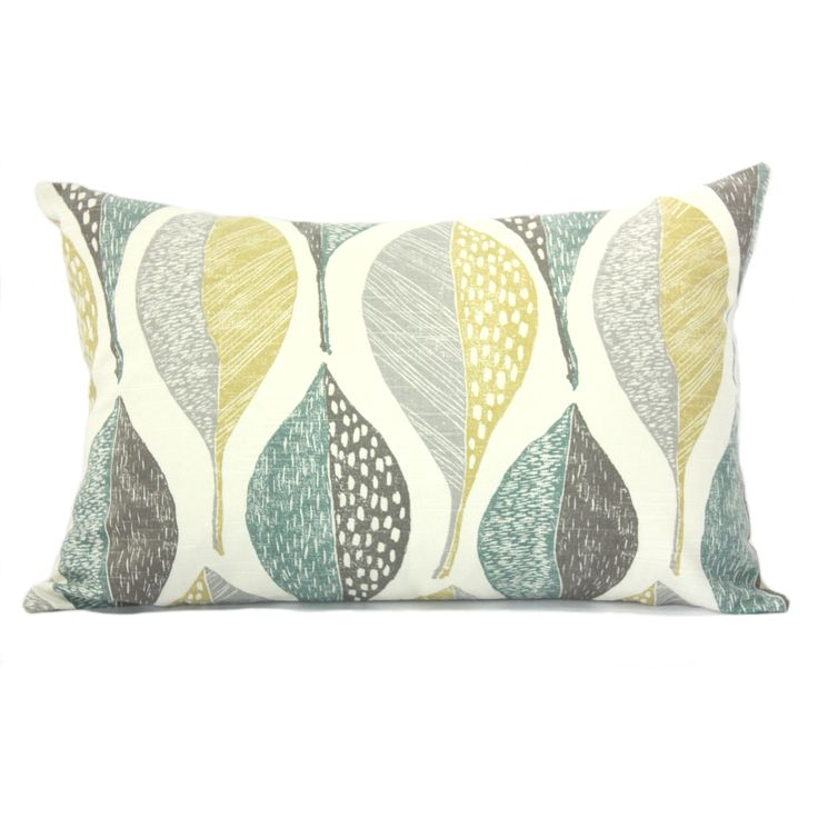 unique cushion from OH HOME