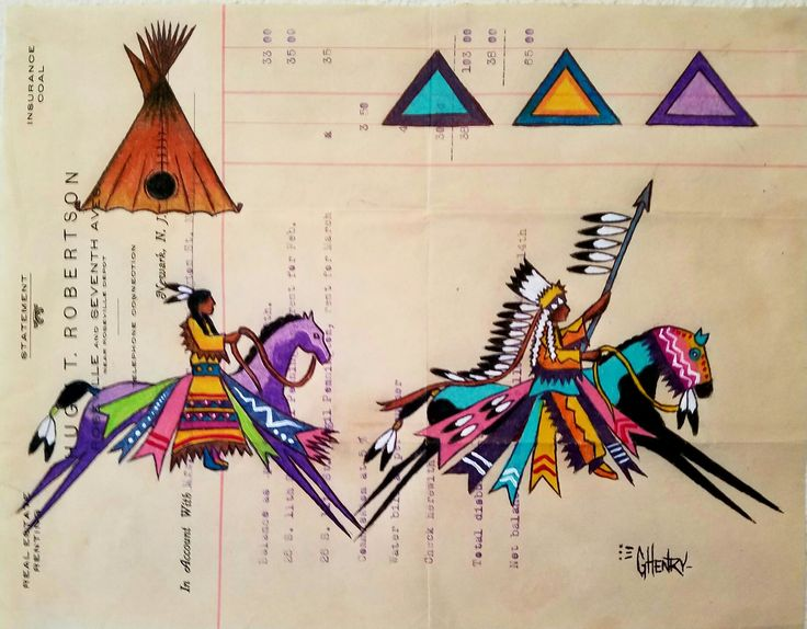 Worksheets and Crafts: Native Americans
