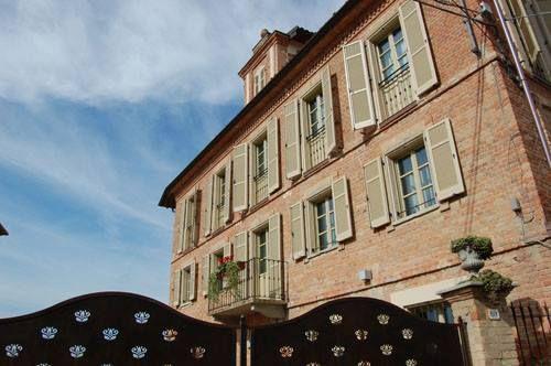 Villa Fontana tra #Langhe e #Monferrato colline patrimonio #Unesco
