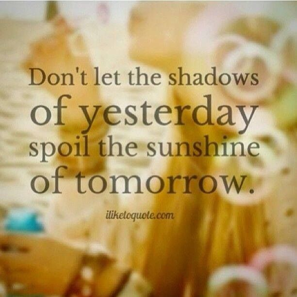 Tomorrow is going to be a good day! I will not let it bring me down. Get more inspired at http://facebook.com/ilostmyweight #inspiration #motivation #quotes