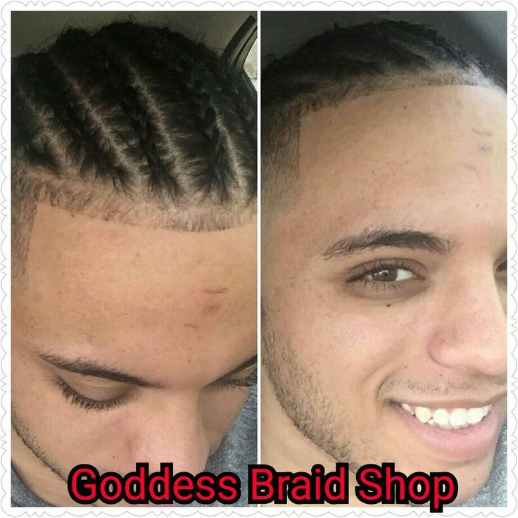 Cornrows at Goddess Braid Shop, St Petersburg FL. www.goddessbraidshop.com
