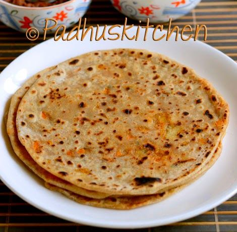 Collection of paratha recipes