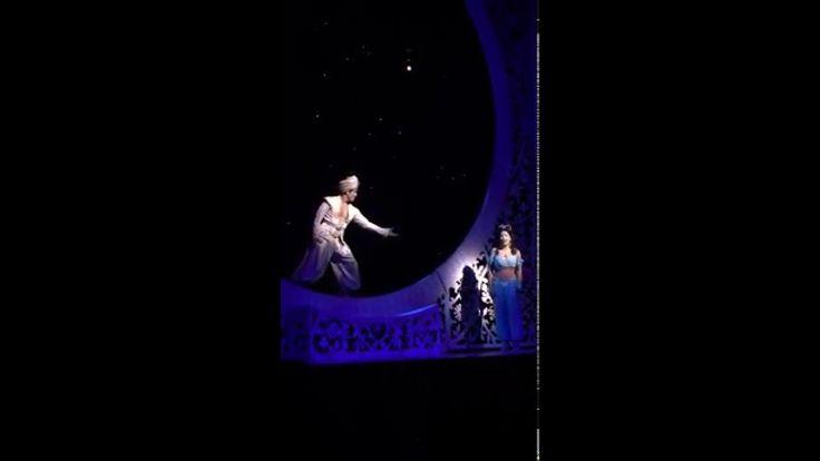 A whole new world - Alladin & Jasmine (Broadway Show)