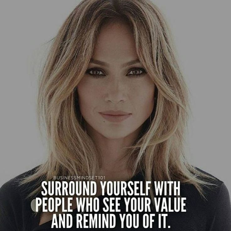 Surround yourself with people who see your value and remind you of your value. @businessmindset101  Tag your friends