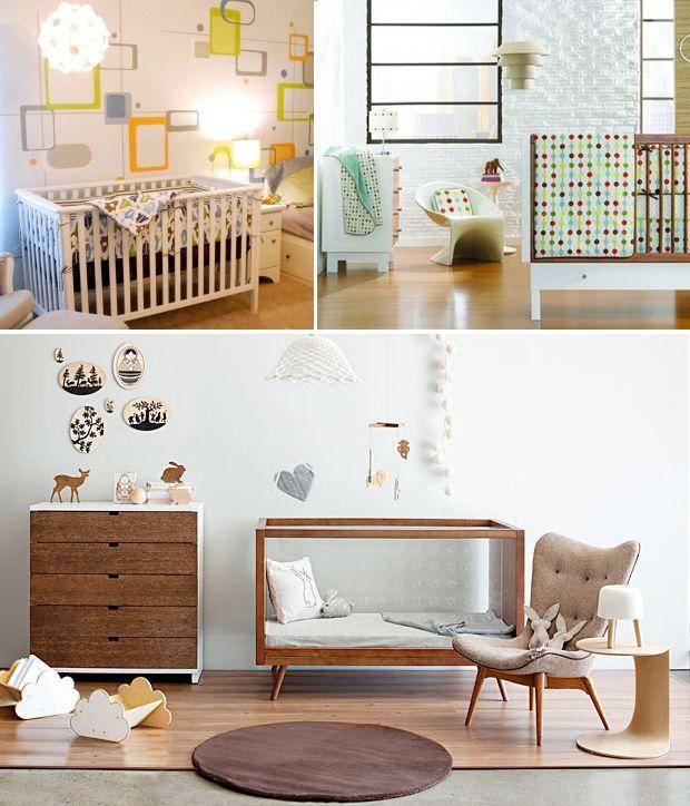 Inspiration: Space-Age Style Nursery: Cloud Carrier, Style Nurseries, Age Style, Spaces Ag Style