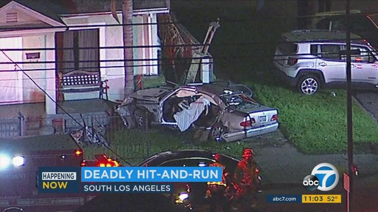 2 female suspects sought in deadly South LA hit-and-run