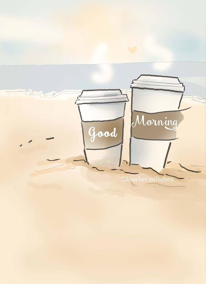 good morning.....