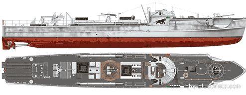 Schnellboot S-100 6e1217c385a60563c7982b63a936169b