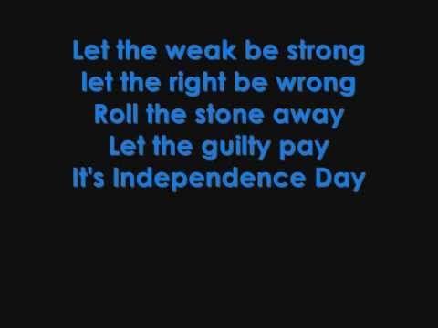 Martina McBride - Independence Day lyrics - YouTube