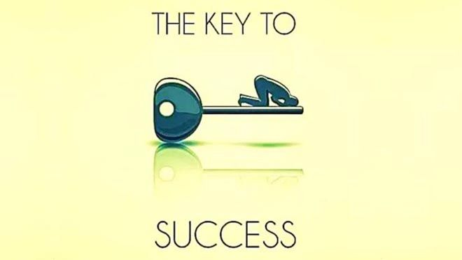 Namaz is the key to success