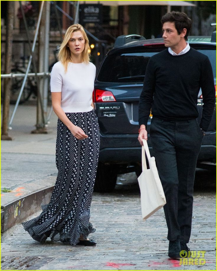 Karlie Kloss & Joshua Kushner Enjoy a Friday Dinner Date!: Photo #3762889…